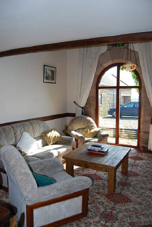Coach House Living Area