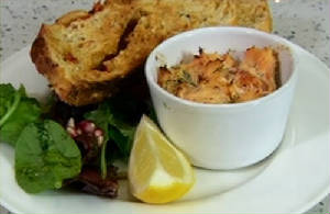 Potted Salmon